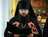 Слово архимандрита Серафима (Домнина) при наречении во епископа Кузнецкого и Никольского