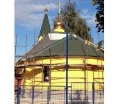 Во временном храме при МГИМО состоялось первое богослужение