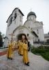 Освящение храма при Федеральном научно-клиническом центре детской гематологии, онкологии и иммунологии в Москве