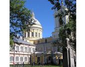 12 сентября начинаются торжества по случаю празднования 300-летия Александро-Невской лавры