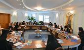В Минском епархиальном управлении состоялось очередное заседание Синода Белорусской Православной Церкви