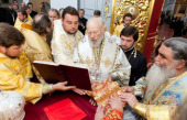 Митрополит Киевский Владимир возглавил хиротонию архимандрита Алексия (Шпакова) во епископа Вознесенского и Первомайского