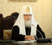 Слово Святейшего Патриарха Кирилла на открытии заседания Высшего Церковного Совета Русской Православной Церкви
