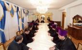 Реорганизовано административно-территориальное деление благочиний г. Киева