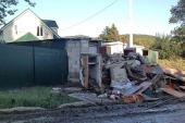 Церковь намерена продолжить восстановительные работы в Крымске в зимний период