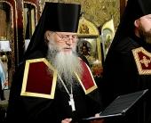 Слово архимандрита Василия (Данилова) при наречении во епископа Котласского и Вельского
