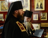 Слово архимандрита Филарета (Гаврина) при наречении во епископа Бежецкого и Весьегонского