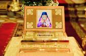 В рамках международной программы «Духовная связь» в Россию принесен ковчег с частицей мощей святителя Иоанна, архиепископа Шанхайского и Сан-Францисского
