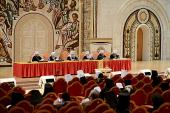 Состоялся пленум Межсоборного присутствия Русской Православной Церкви