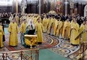 Святейший Патриарх Кирилл возглавил церковные торжества, посвященные 380-летию вхождения Якутии в состав Российского государства