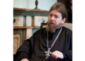 Архимандрит Тихон (Шевкунов): «Книга для меня — часть священнического дела»
