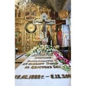 Предстоятель Русской Церкви совершил панихиду по приснопамятному Патриарху Алексию II в Богоявленском соборе в Елохове