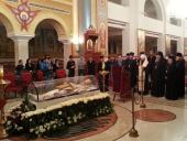 Делегация Русской Православной Церкви прибыла в Бейрут для участия в траурных мероприятиях по случаю кончины Блаженнейшего Патриарха Великой Антиохии и всего Востока Игнатия IV