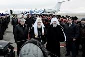 Святейший Патриарх Кирилл: В этом году в Послании Президента акцент сделан на самое главное — на человеческую личность