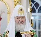 Слово Святейшего Патриарха Кирилла при посещении храма святого апостола Андрея Первозванного в Ставрополе