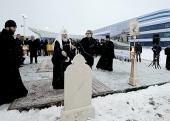 Завершился визит Святейшего Патриарха Кирилла в Ставропольскую митрополию