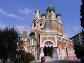 Патриаршее приветствие участникам торжеств, посвященных 100-летию со дня освящения Свято-Никольского собора в Ницце (Франция)