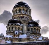 Минобороны России передало Церкви храм иконы Божией Матери «Милующая» в Петербурге