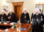 Учреждены Феодосийская и Балтская епархии Украинской Православной Церкви, выделенные из состава Симферопольской и Одесской епархий