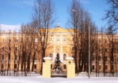 Санкт-Петербургской духовной академии передан в собственность исторический комплекс духовной школы