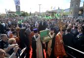 Святейший Патриарх Кирилл: Духовный фактор в отношениях между русским и греческим народами является решающим