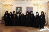 Состоялось очередное заседание Синода Митрополичьего округа в Казахстане