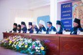 В Астане состоялся Съезд архипастырей, духовенства, монашествующих и мирян Казахстанского Митрополичьего округа