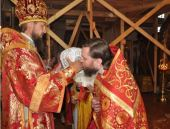 Игумен Игнатий (Тарасов), избранный епископом Костомукшским и Кемским, возведен в сан архимандрита