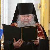 Слово архимандрита Сергия (Булатникова) при наречении во епископа Клинцовского и Трубчевского