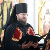 Слово архимандрита Игнатия (Тарасова) при наречении во епископа Костомукшского и Кемского