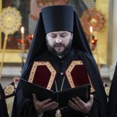 Слово архимандрита Леонида (Горбачева) при наречении во епископа Аргентинского и Южноамериканского