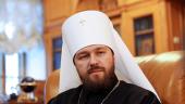 Митрополит Волоколамский Иларион: Надеюсь, что визит Святейшего Патриарха Кирилла принесет большую пользу православным верующим Эстонии
