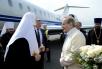 Патриарший визит в Эстонию. Прибытие в Таллин