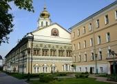 Обращение Святейшего Патриарха Кирилла по случаю выпускного дня в духовных школах Русской Православной Церкви