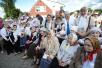 Патриарший визит в Эстонию. Посещение социального центра в Нарве