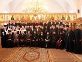 Состоялся выпускной акт Минских духовных школ