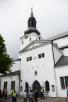 Патриарший визит в Эстонию. Посещение Домского собора в Таллине. Встреча с архиепископом Евангелическо-Лютеранской церкви Эстонии Андресом Пыдером