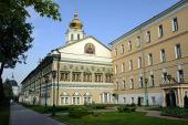 Состоялся выпускной акт Московских духовных школ