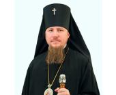 Патриаршее поздравление архиепископу Изюмскому Елисею с 40-летием со дня рождения