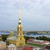 Завершена реставрация Петропавловского Императорского собора Санкт-Петербурга
