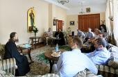В Сарове обсудили вопросы создания научно-духовного центра