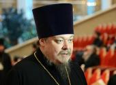 Протоиерей Всеволод Чаплин: Россия должна ощутить себя центром христианского мира