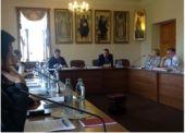 В Даниловом монастыре состоялось четвертое заседание Cовместной комиссии Русской Православной Церкви и Федеральной миграционной службы России