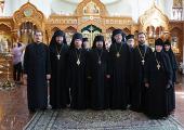 Епископ Выборгский и Приозерский Игнатий посетил Ново-Валаамский и Линтульский монастыри в Финляндии