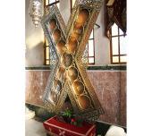 В пределы Русской Православной Церкви будет принесен Крест апостола Андрея Первозванного