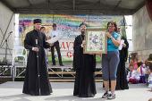 Завершился IV Международный фестиваль православной молодежи «Духовный сад Семиречья»