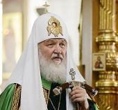 Обращение Святейшего Патриарха Кирилла к братии Валаамского монастыря