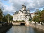Предстоятель Русской Церкви прибыл в Иоанновский монастырь на Карповке