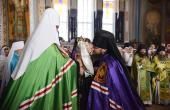 Слово Святейшего Патриарха Кирилла при вручении архиерейского жезла Преосвященному Игнатию (Тарасову), епископу Костомукшскому и Кемскому