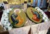 Патриаршее служение в праздник святых первоверховных апостолов Петра и Павла в Петропавловском соборе Петербурга
